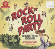 Rock 'N' Roll Party CD