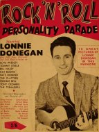 Rock 'N' Roll Personality Parade Magazine