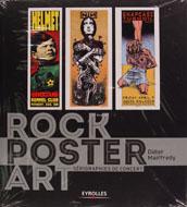 Rock Poster Art Book