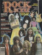 Rock Scene Magazine May 1979 Magazine