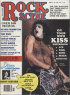 Rock Scene Vol. 7 No. 6 Magazine