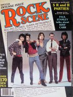 Rock Scene Vol. 9 No. 1 Magazine