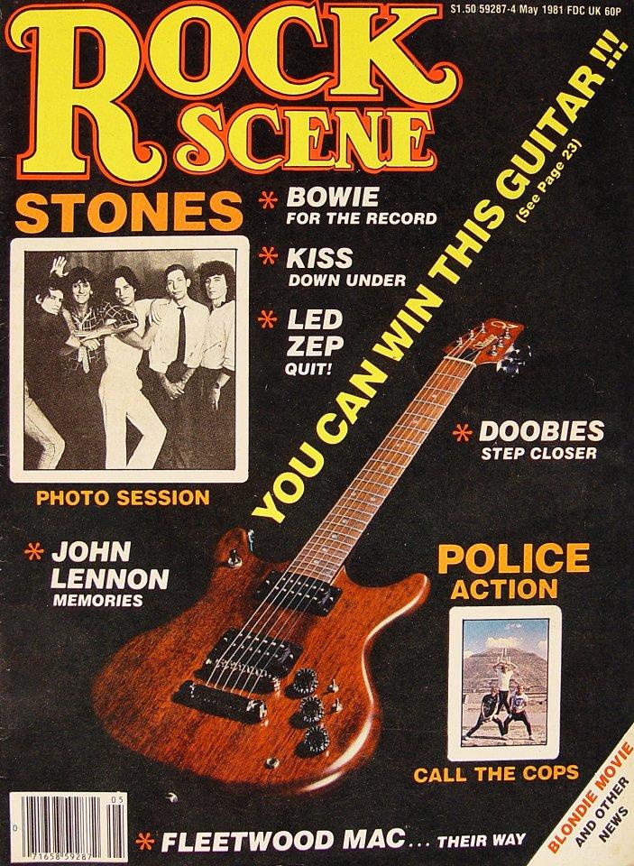 Rock Scene Vol. 9 No. 3