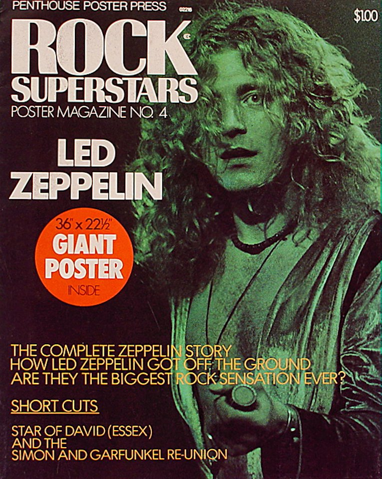 Rock Superstars Issue 4