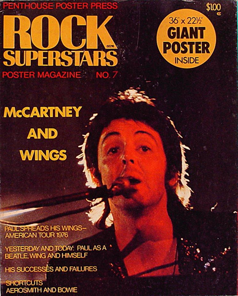 Rock Superstars Issue 7