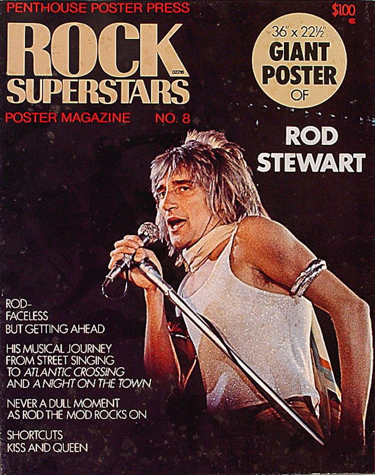 Rock Superstars Issue 8