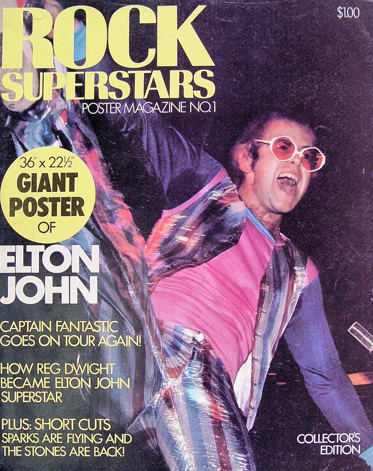 Rock Superstars No. 1