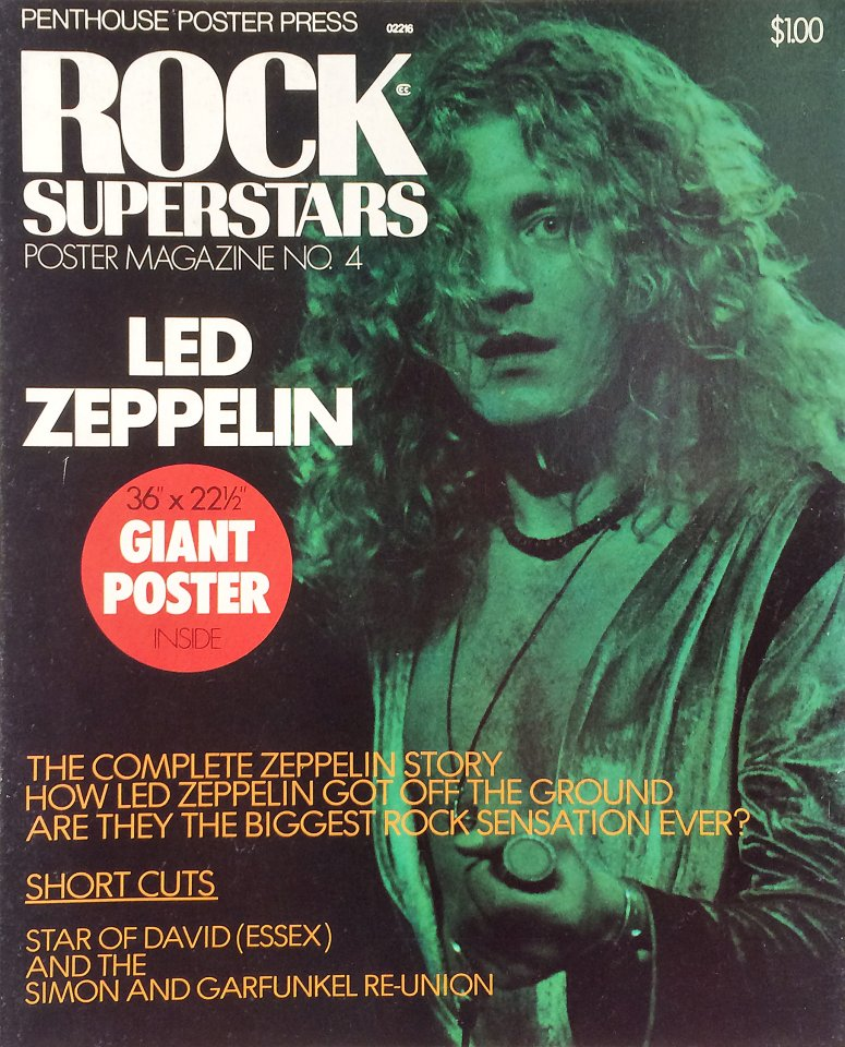 Rock Superstars No. 4