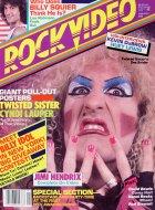 Rock Video No. 9 Magazine