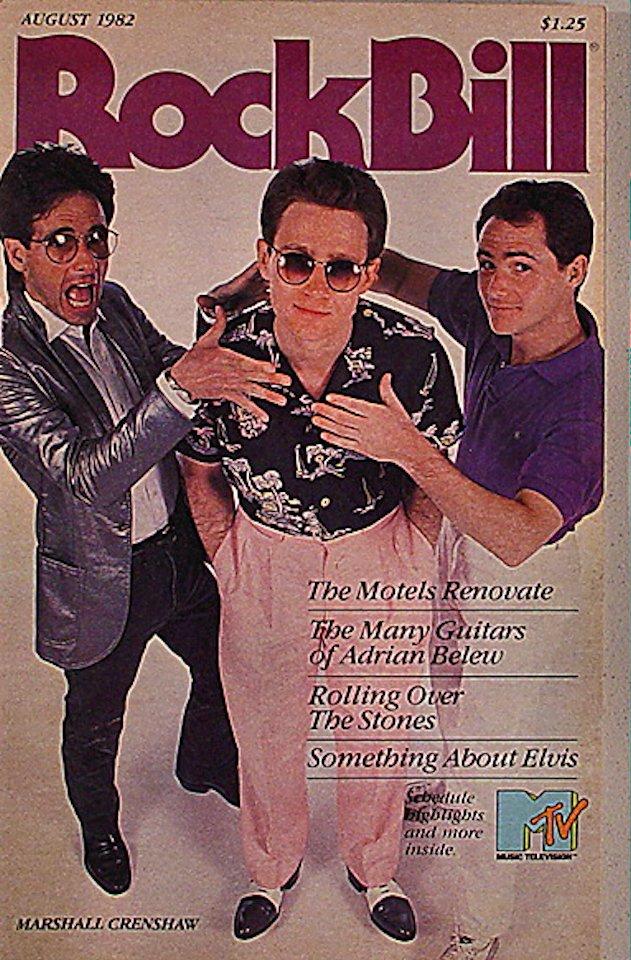 RockBill Vol. 1 No. 2 Magazine