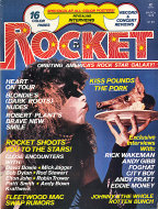 Rocket Vol. 1 No. 1 Magazine