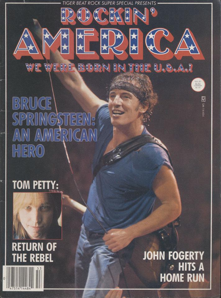 Rockin' America, We Were Born In The U.S.A!