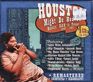 Rockin' R&B In Texas 1947-1951 CD