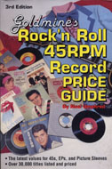 Rock'n Roll 45RPM Record Price Guide Book