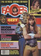 Rocks Faces Magazine May 1985 Magazine