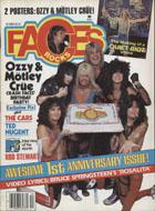 Rocks Faces Vol. 1 No. 12 Magazine