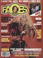 Rocks Faces Vol. 2 No. 4 Magazine