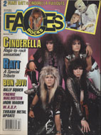Rocks Faces Vol. 4 No. 3 Magazine