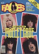 Rocks Faces Vol. 4 No. 5 Magazine