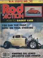 Rod Action Vol. 10 No. 8 Magazine