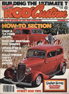 Rod & Custom No. 4 Magazine