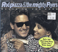 Rod Piazza & the Mighty Flyers CD