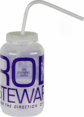 Rod Stewart Water Bottle