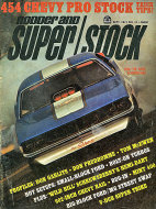 Rodder And Super / Stock Vol. 6 No. 4 Magazine