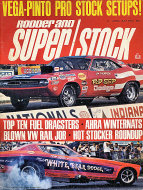 Rodder And Super / Stock Vol. 7 No. 3 Magazine