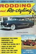 Rodding & Re-Styling Vol. 3 No. 6 Magazine