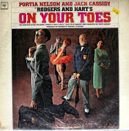 "Rodgers And Harts: On Your Toes Vinyl 12"" (Used)"