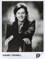 Rodney Crowell Promo Print