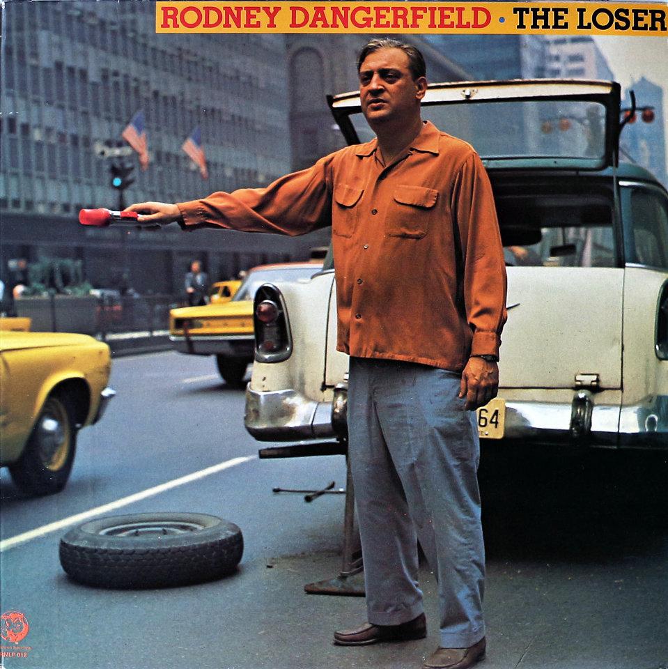 "Rodney Dangerfield Vinyl 12"" (Used)"