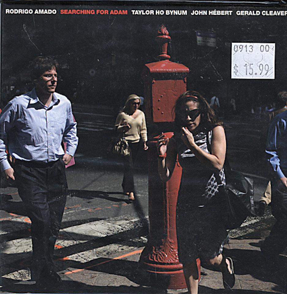 Rodrigo Amado / Taylor Ho Bynum / John Hebert / Gerald Cleaver CD