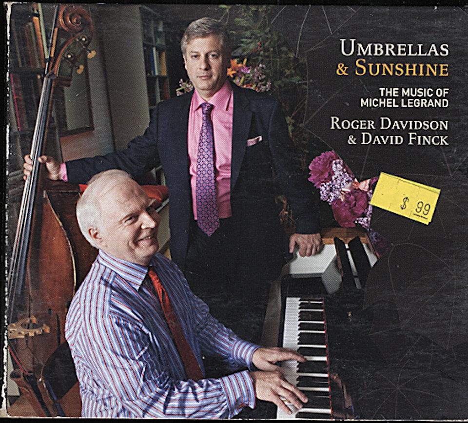 Roger Davidson & David Finck CD