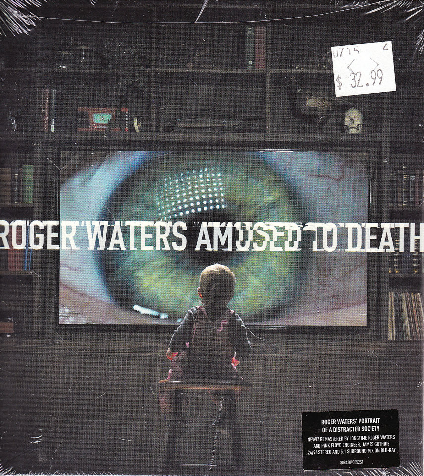 Roger Waters Blu-Ray