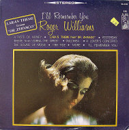 "Roger Williams Vinyl 12"" (Used)"
