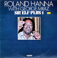 "Roland Hanna With George Mraz Vinyl 12"" (Used)"