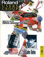 Roland Users Group Vol. 6 No. 1 Magazine