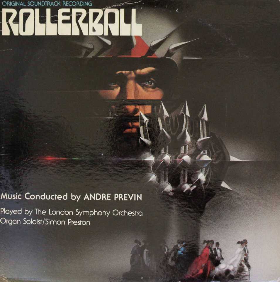 "Rollerball Vinyl 12"" (Used)"