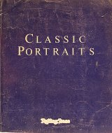 Rolling Stone: Classic Portraits Twentieth Anniversary 1967-1987 Book