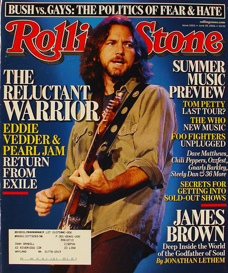Rolling Stone Issue 1003