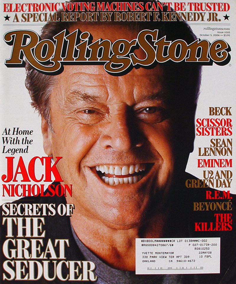 Rolling Stone Issue 1010