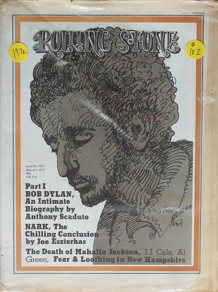 Rolling Stone Issue 103