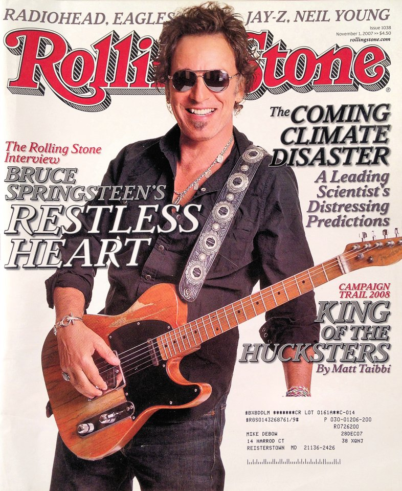 Rolling Stone Issue 1038