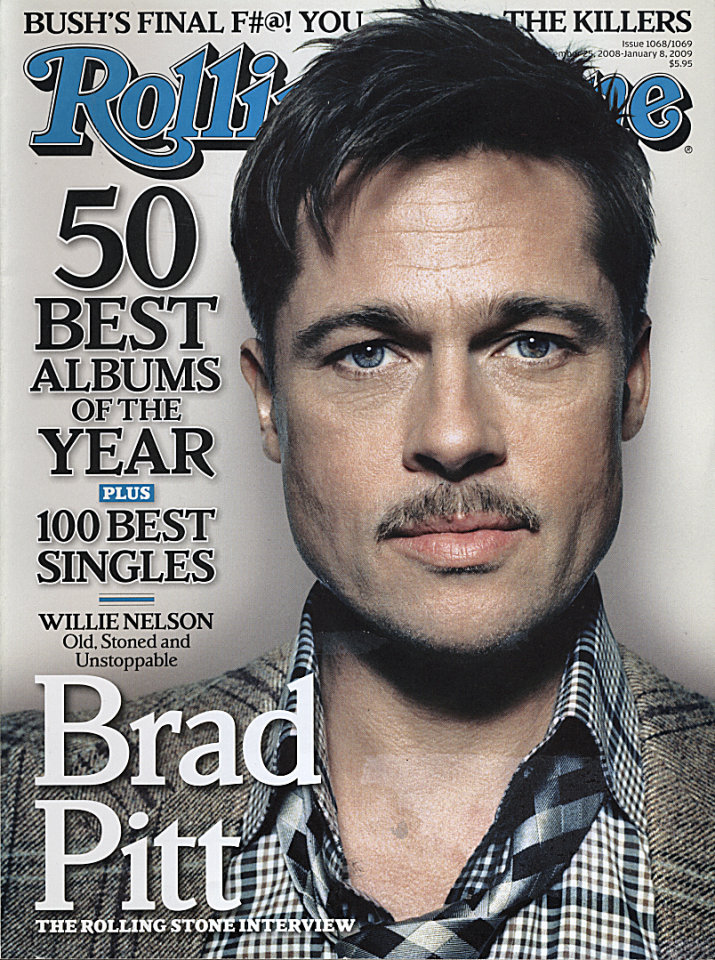 Rolling Stone Issue 1068 / 1069