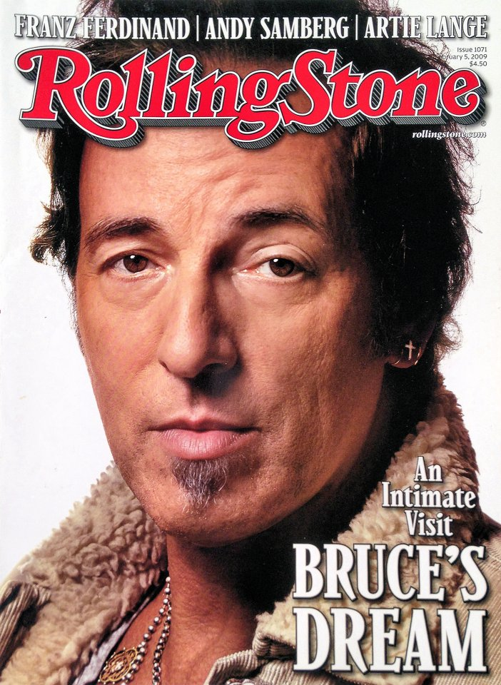 Rolling Stone Issue 1071