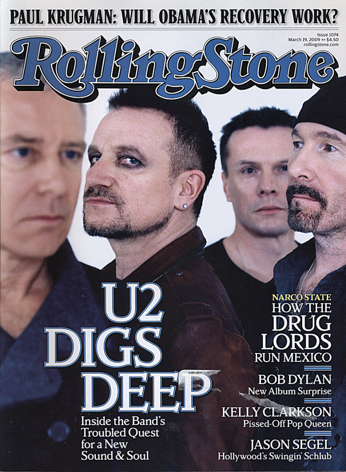 Rolling Stone Issue 1074