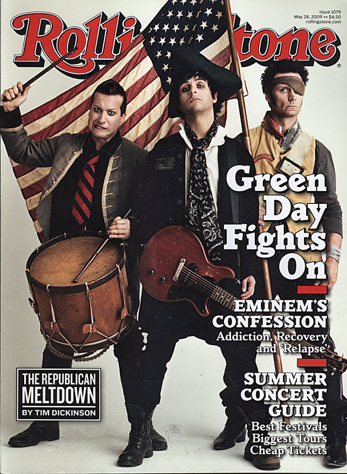 Rolling Stone Issue 1079