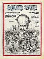 Rolling Stone Issue 110 Magazine
